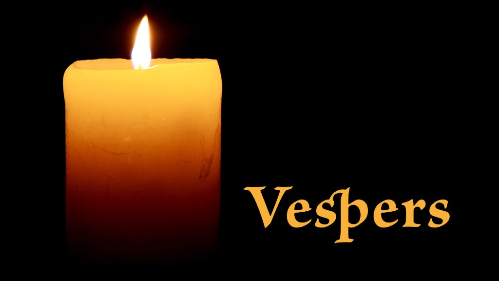 vespers | St. David's Episcopal Church